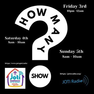 JOTI Special Edition  - The How Many Shows
