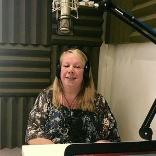 Helen Burton Eastbourne Volunteers talks with Chris Dabbs of Eastbourne.online 2018