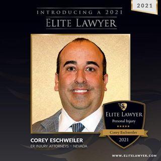 Corey Eschweiler Las Vegas Slip and Fall Accidents Attorney