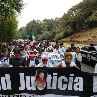 Recibirá Sánchez Cordero la Caminata por la Paz