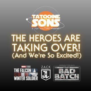 The Heroes Are Taking Over! (And We Couldn't Be More Excited!)