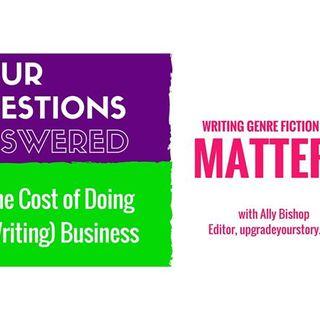 The Cost of Doing (Writing) Business: What the numbers really mean