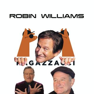 Robin Williams: Shazbot