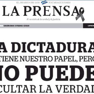 Periodistas y medios afectados por acciones que violentan la libertad de expresión y de información