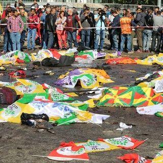 Oltre il Bosforo - Bombe in Turchia