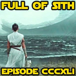 Episode CCCXLI: Listener Mail and The Mandalorian
