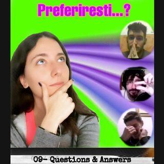 09- Q&A time: Preferilesti con Clara