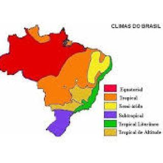 PodGeo - Climas Do Brasil