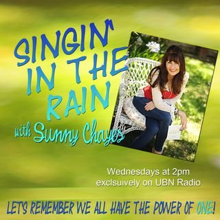 SINGIN' IN THE RAIN W/ Sunny Chayes. Guests: Gay Dillingham and Zachary Leary