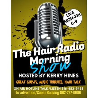 The Hair Radio Morning Show LIVE #534  Friday, February 19th, 2021