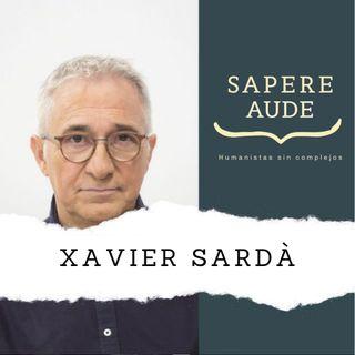 La terapia de escribir con Xavier Sardà