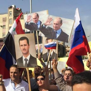 Russian's self interest in Syria continues
