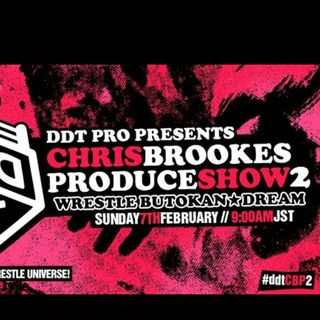 ENTHUSIASTIC REVIEWS #137: DDTPRO Chris Brookes Produce 2 Wrestle Butokan Dream 2-7-2021 Watch-Along
