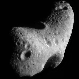 105E-117-A Football field Sized Asteroid Comes Near