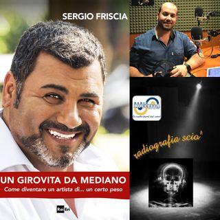 Intervista a Sergio Friscia sul libro al telefono 11-11-2017