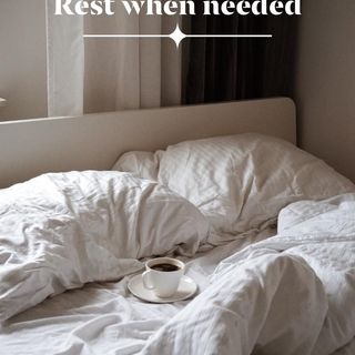 Rest when needed! Ep. 170