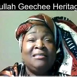 A Place Called Through #podcast #6  Gullah Geeche Heritage