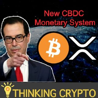 CRYPTO TOKEN ECONOMY Fast Tracking Due to Pandemic - CBDC's Building As Cash Dies - US Stimulus Stablecoins