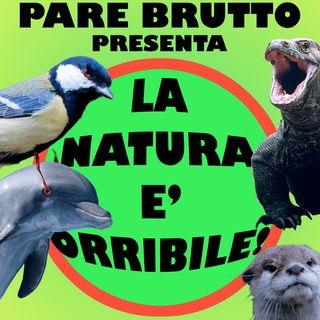 Puntata 12 - Una scomoda verità: La Natura è orribile!!!