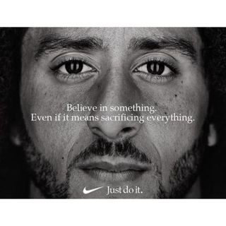 Does Nike really care if Colin Kapernick takes a knee?