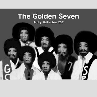 The Golden Seven - Jesus Is Coming Back 8:4:21, 3.26 PM