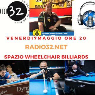 Spazio Wheelchair Billiards presenta Fred Dinsmore Versione italiana e inglese tradotta.