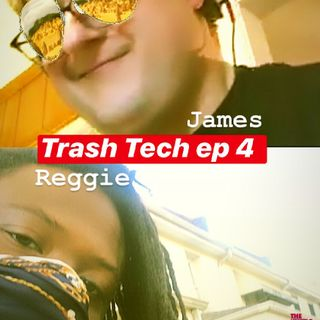 THS Presents: TRASH TECH_004 w/ James & Reggie