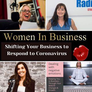 Shifting Your Business For Coronavirus