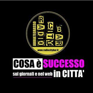 COSA è SUCCESSO in CITTA' 13 Febbraio 2017