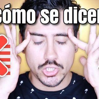 10 Palabras en Español que NO EXISTEN en Ingles