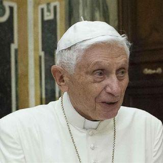 Benedetto XVI e La Preghiera - Pensiero Della Sera 27 Luglio 2021
