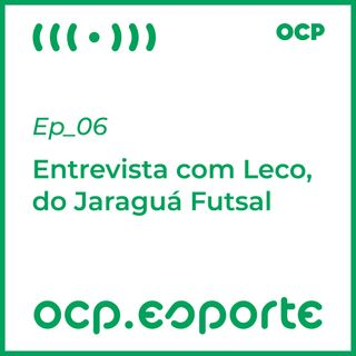 Entrevista com Leco, do Jaraguá Futsal