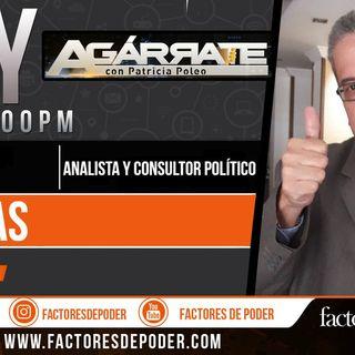 #18Jul Escuche entrevista AGARRATE de @PattyPoleo con @Angelmonagas