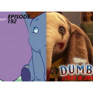 Dumbo (1941 & 2019)
