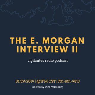 The E. Morgan Interview II.