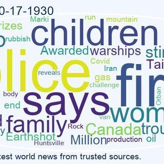 World News 2021-10-17-1930