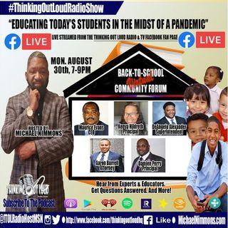 Back To School Community Forum  Recap Pt. 1