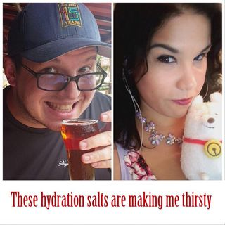 June 13th Edition - These Hydration Salts Are Making Me Thirsty