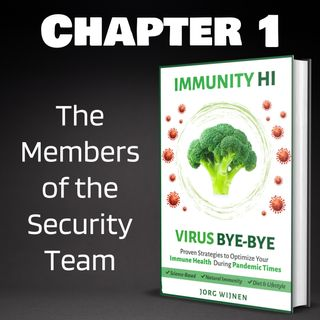 Chapter 1- The Members of the Security Team (Part 3)