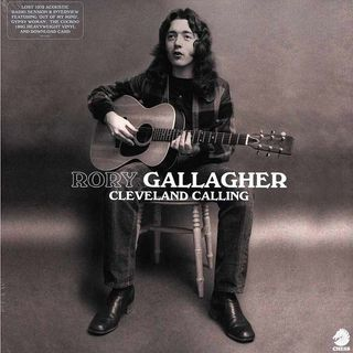 ESPECIAL RORY GALLAGHER CLEVELAND CALLING 2020 #RoryGallagher #natal #stayhome #wearamask #animaniacs #grogu #dot #wakko #yakko #fennec #twd