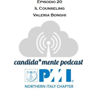 Ep20 Valeria Bonghi - Il counseling
