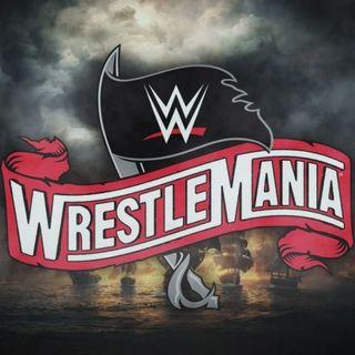 WrestleMania 36: Night 2