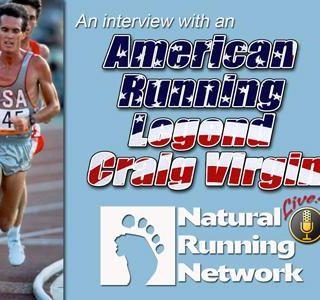An American Running Legend- Craig Virgin
