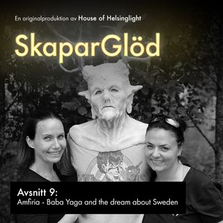 009. Amfiria - Baba Yaga and the dream about Sweden