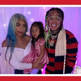 Tekashi 6ix9ine Baby Mama Fears Rap Beef May Hurt Daughter/ TI And Tiny Sexual Abuse Allegations Update &  More!