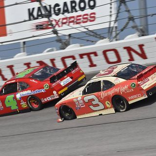 NASCAR Show: Previewing Throwback week at Darlington, also how the Playoff picture is shaping up