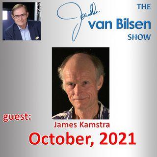 2021-10 - Guest James Kamstra