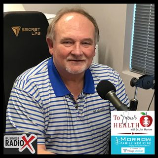 Human Papilloma Virus (HPV) – Episode 51, To Your Health with Dr. Jim Morrow