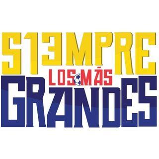 LOS MÁS GRANDES Temporada 4 programa 010. Marzo 20, 2019.