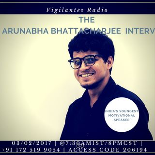 The Arunabha Interview.